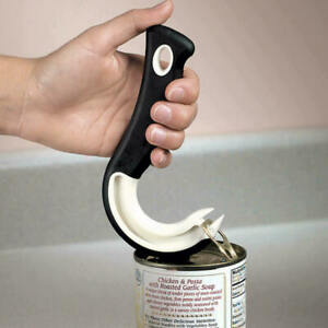 Ring Pull Can Opener Aid Elderly Arthritis Kitchen Gadget Tins Active Living