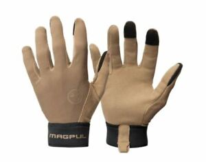 Magpul 122273 Technical Glove 2.0 Synthetic Suede Coyote Large Unisex