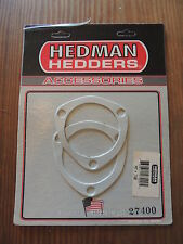 Hedman Hedders 27400 3 Inch 3 Bolt Header Collector Flange Gasket Set of 2