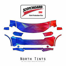 Dodge Durango RT 2014-2017 PreCut 3M Scotchgard Paint Protection Clear Bra Kit