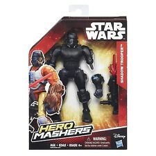 "Shadow Trooper ( 6"") Star Wars Hero Mashers Action Figure w / Blaster ( Disney )"