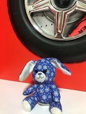 Build A Bear Snow Sparkles Bunny Rabbit Mini Plush Stuffed McDonalds Meal Toy