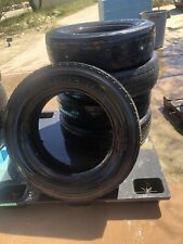 continental Tires 225/70R 19.5 5 Tires Total