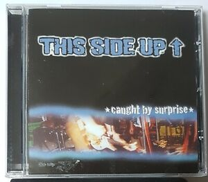 """THIS SIDE UP - """"Caught By Surprise"""" - CDLP - Italian SxE / HC / Youth Crew"""
