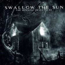 "Swallow the Sun : The Morning Never Came VINYL 12"" Album 2 discs (2018)"