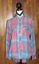 You're Not You Emmy Rossum Screen Worn Celebrity Shirt bycorpus Flannel w COA