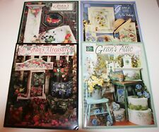 Set of (4) Art/Acrylic Painting Gran's Series Books by Ros Stallcup