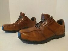 Timberland Lexington 55518 Brown Leather Lace Up Oxfords Shoes Sz 10.5. A24