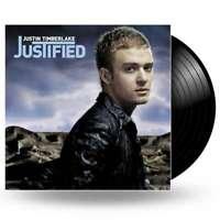 Timberlake, Justin - Justified Nuevo LP