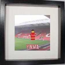 Football Premier League lego 3D frames Any Team Liverpool