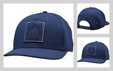 adidas Mens 2020 Mid Fit Snapback six panels. Logo Patch Cap