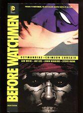 DC COMICS BEFORE WATCHMEN OZYMANDIAS CRIMSON CORSAIR HC HARDCOVER #pal-978