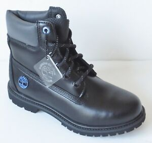 Timberland Women's Black Frost Bite Limited Edition Two Below 6 Inch Boots A1Q84