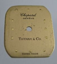 CHOPARD tiffany's dial for movement cal 3909