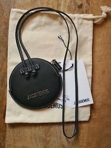 JacquemusBlack 'Le Pitchou' mini bag