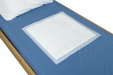 50 DISPOSABLE MATTRESS SHEET INCONTINENCE PROTECTOR PADS BABY TODDLER TRAINING