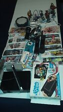 Nintendo Wii Console Bundle 2 Controllers 13 games+ many extras with UDraw