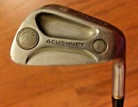 TITLEIST ACUSHNET TUNGSTEN AC-108 PITCHING WEDGE (PW) – RH – STAINLESS SHAFT