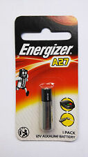 1 Pack Energizer A27 27A MN27 L828 VR27 GP27A 12V Battery FREE SHIPPING