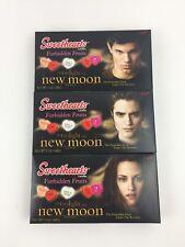 TWILIGHT SAGA New Moon Sweethearts Forbidden Fruits Candy SEALED SET Expired