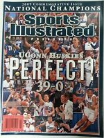 Sports Illustrated presents UConn Huskies 2009 National Champions Commemorative