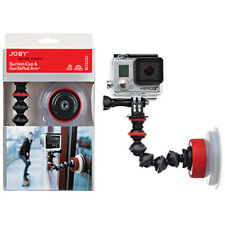 JOBY Suction Cup and GorillaPod Arm GoPro