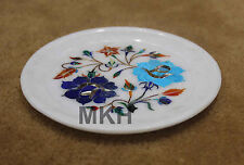 dining dinnerware plates bowls kitchen piece plate dishes marble inlay stone art