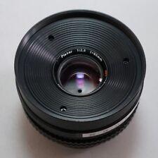 Rollei Rolleiflex 2.8F Platinum Planar 80/2.8 HFT Lens modified in Leica S Mount