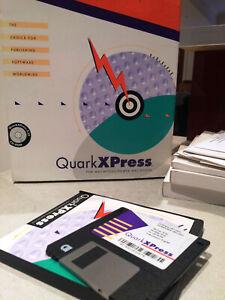 Quark QuarkXpress 3.32 - (Mac 68k/PPC) - (USED)