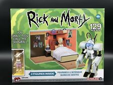 Rick and Morty You Shall Now Call Me Snowball Building Set legos adult swim