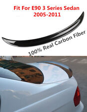 Carbon Fiber Trunk Spoiler FIT FOR BMW E90 3 Series 335i 328i 325i 323i M3 Sedan