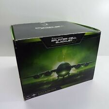 Tom Clancy's Splinter Cell Blacklist Paladin C-147 Aircraft Ed RC Plane (NO GAME