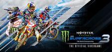 Monster Energy: Supercross The Official Videogame 3 Region Free PC KEY (Steam)