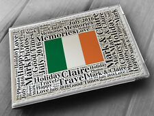 "Personalised photo album, memory book, 6x4"" photos, Ireland holiday present"