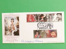 1992 Central Council of Bell Ringers FDC Signed Christopher Groome SNo51340