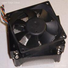 Dell Inspiron 530 530s 540 Vostro 410 / 200 CPU Heatsink And 4-Pin Fan JY167
