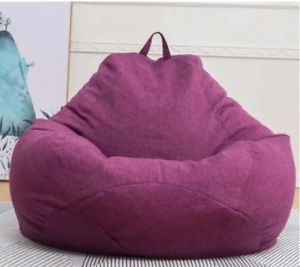 Comfortable Soft Giant Bean Bag Chair with foam filled