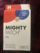 Hero Cosmetics Mighty Patch Duo Acne Blemish Treatment Nib (12 Count)
