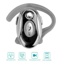 Bluetooth Hands-Free Earphone Headphone Black and silver
