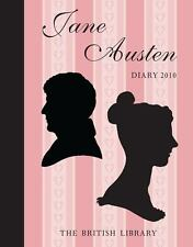Excellent, British Library Jane Austen Pocket Diary 2010, , Book