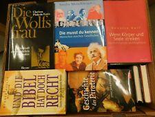 32 Sachbücher Wissenschaft Wirtschaft Politik  Geschichte