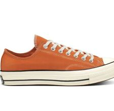 Converse All Star OX C Orange Uk 8.5 Unisex Trainers Shoes January 🔥sale🔥