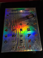 1996-97 Kraft Complete Set With Album NHL