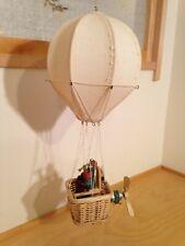 Rare Vintage Hand-Made Air-Balloon Voyager