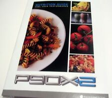 P90X2 - NUTRITION GUIDE - COOKBOOK / RECIPES - BRAND NEW - AUTHENTIC (No DVDs)