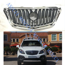 FRONT UPPER GRILLE Front Bumper Upper Radiator grille for Buick Encore 2013-2015