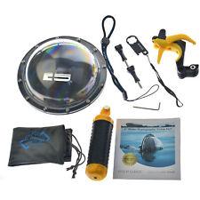 Underwater Diving Case Dome Port Lens Shell Housing for GoPro Hero 7 6 5