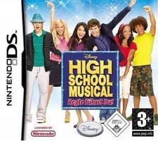 High school musical: régie tu mènes! (Nintendo DS) - NEUF