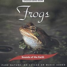 Earthscapes : Frogs CD