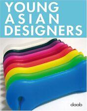 YOUNG ASIAN DESIGNERS HARDBACK - DAAB